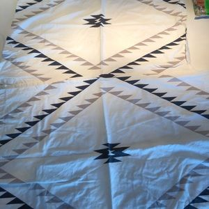 Other - Aztec duvet cover and pillow cases